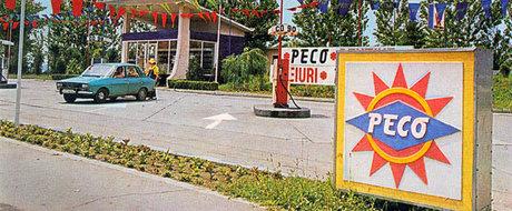 Stii de la ce vine PECO? Iata istoria benzinariilor comuniste disparute dupa '90