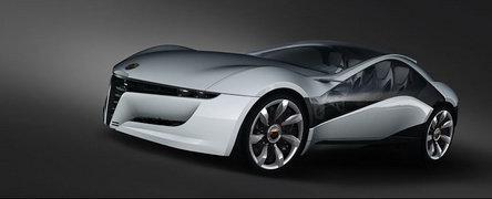 Stile Bertone: Pandion Concept se pregateste pentru Geneva 2010
