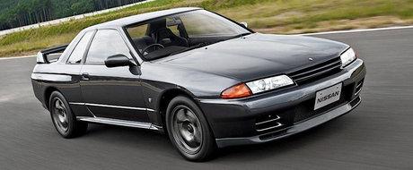 """Stiti de ce Nissan-ul Skyline GT-R R32 este poreclit """"Godzilla""""? Daca nu, va spunem noi."""