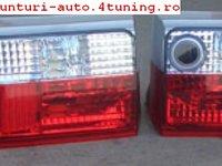 Stop Audi 80 B3 B4 Avant rosu alb