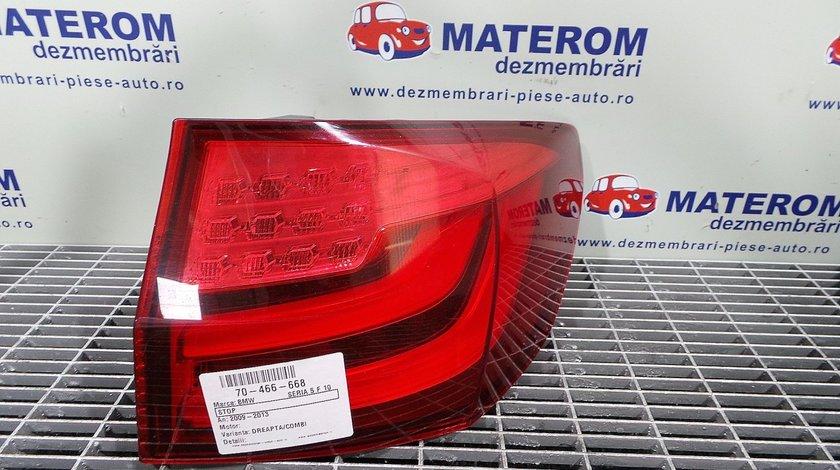 STOP BMW 5 (F10) ActiveHybrid benzina/elector (2009 - 01-2016-10)