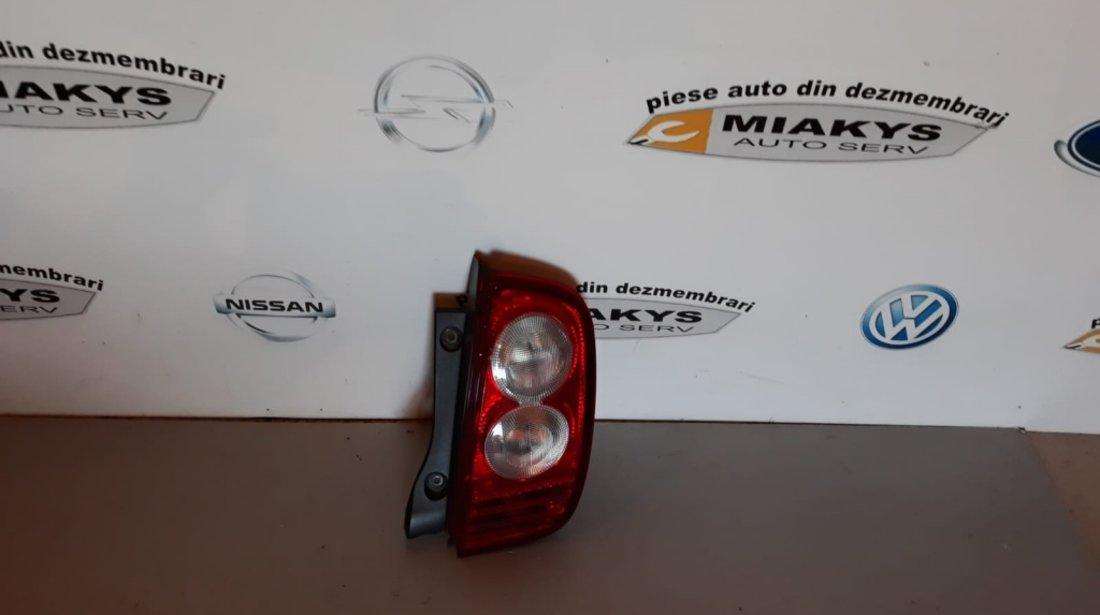 Stop dr Nissan Micra K12