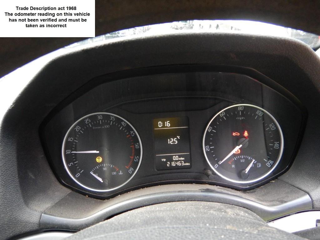 Stop dreapta spate Skoda Octavia 2 2010 Break 1.6 TDI