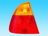 STOP EXTERIOR DR.(SEMNAL GALBEN) COMBI BMW 3 series E46 4/5dr.98-05