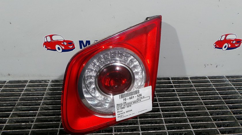 STOP INTERIOR DREAPTA VW JETTA III JETTA III - (2005 2010)
