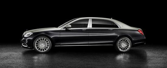 Stop joc! Audi A8 si BMW Seria 7 palesc in fata noii limuzine supreme de la Mercedes-Maybach