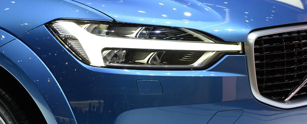 STOP JOC. Cum arata in piele si metal cea mai noua masina de la Volvo