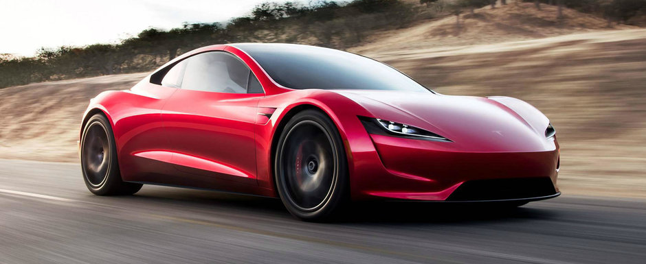 STOP JOC. Noua masina de la Tesla face suta in doar 1.9 secunde, se lauda cu o autonomie de 1.000 km!