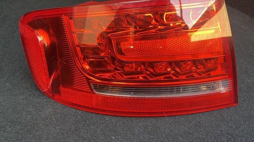 Stop LED Audi A4 B8 Stanga Sedan/Berlina 2008-2012