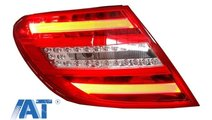 Stop LED compatibil cu MERCEDES C-Class W204 Facel...