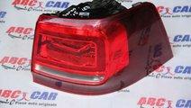 Stop led dreapta caroserie VW Sharan cod: 7N094520...