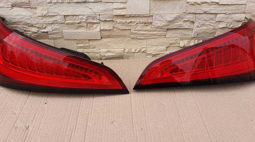 Stop LED stanga dreapta AUDI Q5 8R Facelift 2013 2014 2015 2016
