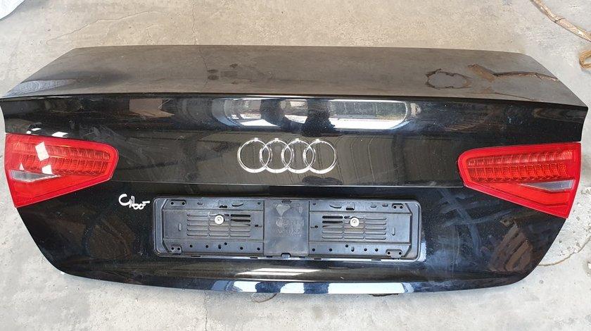 Stop LED stanga dreapta capota spate portbagaj AUDI A4 B8 Facelift 2012 2013 2014 2015