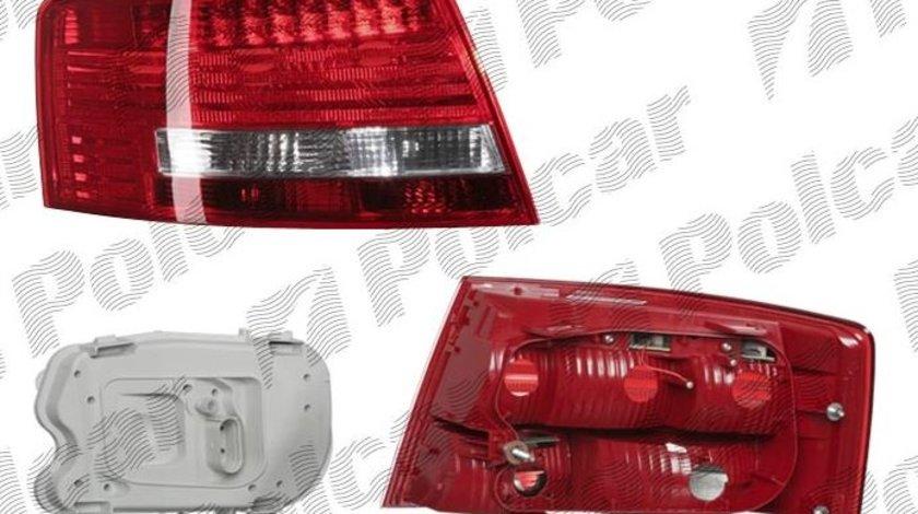 Stop spate lampa Audi A6 (C6) Sedan 05.2004-10.2008 BestAutoVest partea Dreapta, cu LED Kft Auto