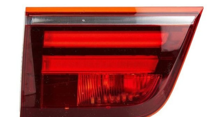 Stop spate lampa Bmw X5 (E70), 04.2010-11.2013, omologare ECE/SAE, spate, fara suport bec, interior, 63217227793; 7227793, Stanga Kft Auto
