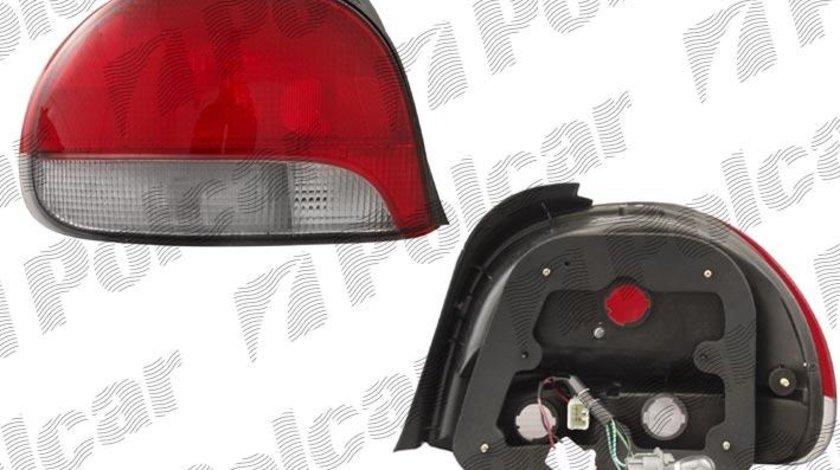 Stop spate lampa Hyundai Accent 3D/5D Sedan/Hatchback 1998-2000 BestAutoVest partea Dreapta Kft Auto