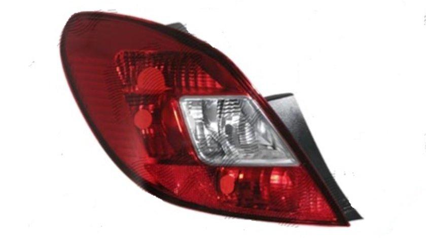 Stop spate lampa Opel Corsa D 07.2006-01.2011 TYC partea Stanga Kft Auto