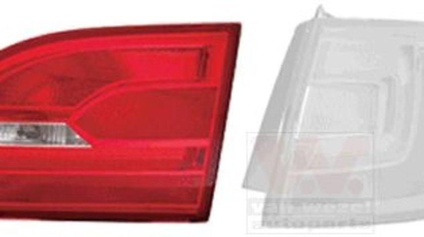 Stop spate lampa Volkswagen Jetta (1B) 07.2010-08.2014, DEPO, fara suport becuri, partea Dreapta , partea INTERIOARA Kft Auto