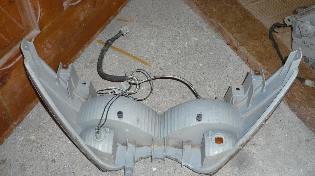 Stop Spate Suzuki Burgman 125 150 cm 4 T Injectie