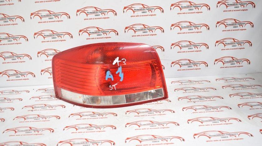 Stop stanga Audi A3 8P coupe