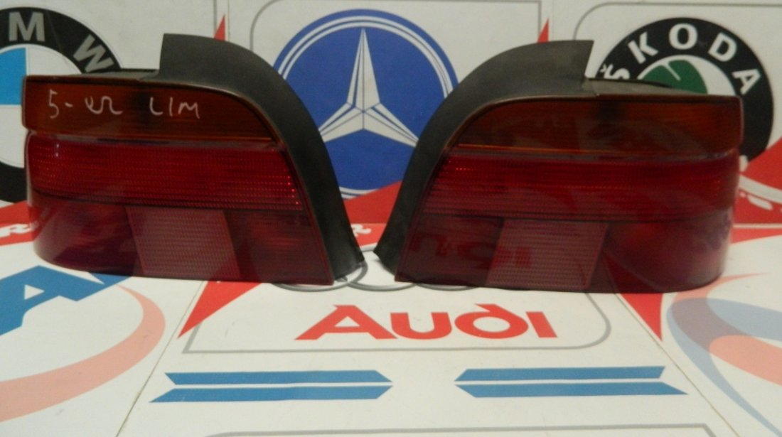 Stop stanga + dreapta BMW Seria 5 E39 model 2000