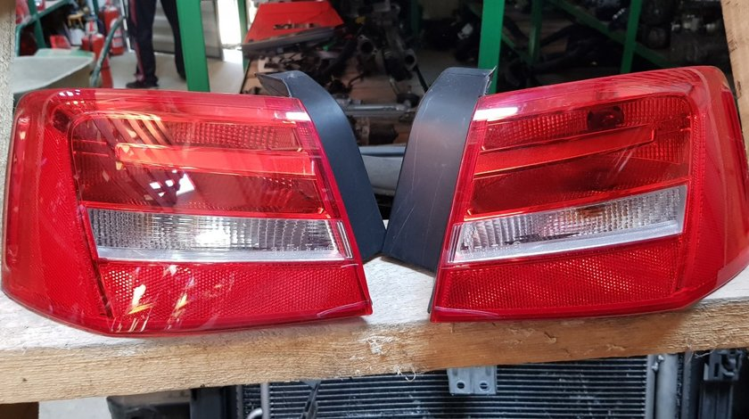 Stop stanga dreapta FARA LED AUDI A6 4G 2012 2013 2014