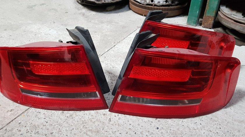 Stop stanga dreapta LED AUDI A4 B8 berlina 2008 2009 2010 2011