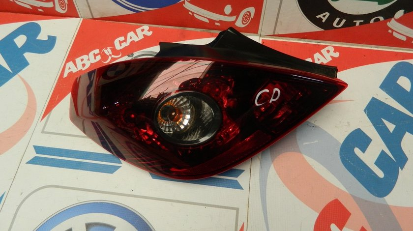 Stop stanga-dreapta Opel Corsa D Model in 2 usi COD: 13242811 ; 13242812