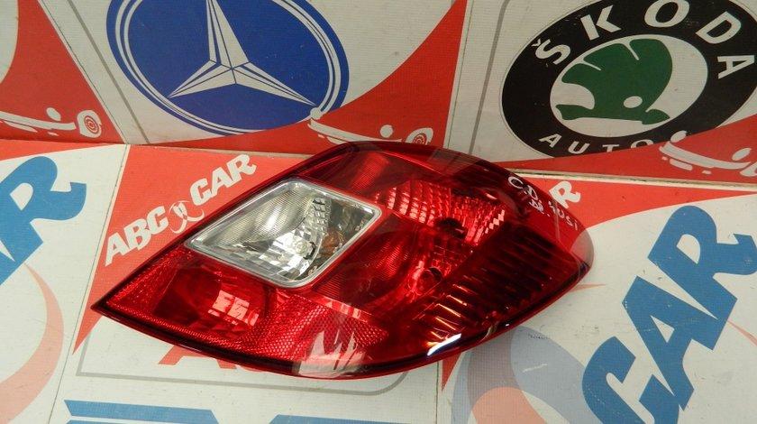 Stop stanga-dreapta Opel Corsa D Model in 4 usi COD: 13188046; 13188047