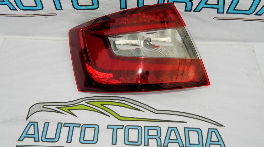 Stop stanga LED Skoda Octavia 3 Facelift berlina 2017-2019 cod 5E5945207
