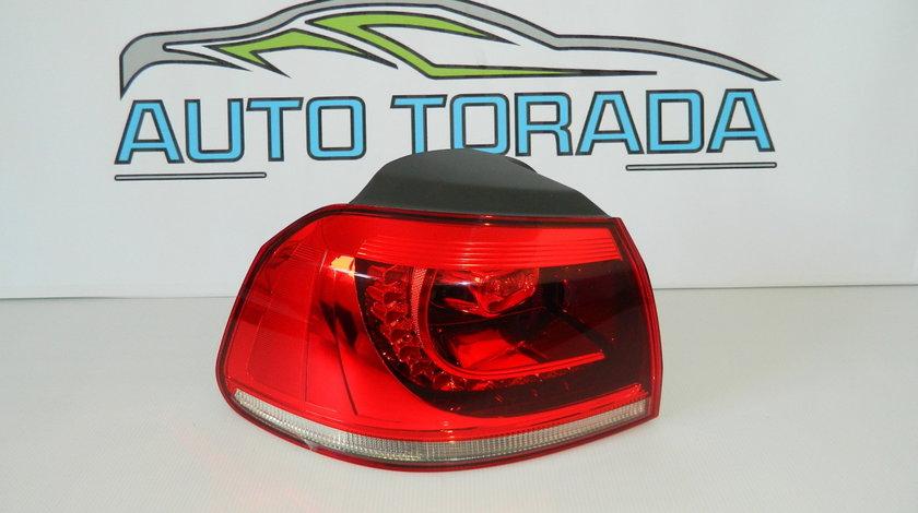 Stop stanga led VW GOLF 6 GTI model 2008-2013