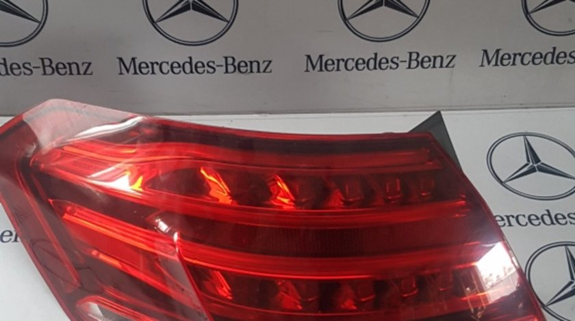 Stop stanga mercedes w212 facelift 2014