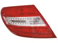 STOP STANGA SEDAN LED MERCEDES C-CLASS W204 2007 2008 2009 2010 2011