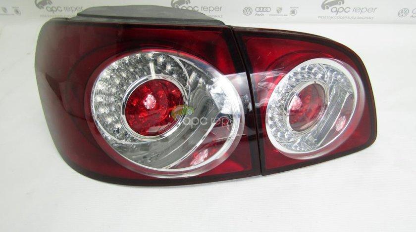 Stop stanga VW Golf 6 plus cu LEd Original 5M0945095S - 5M0945093M