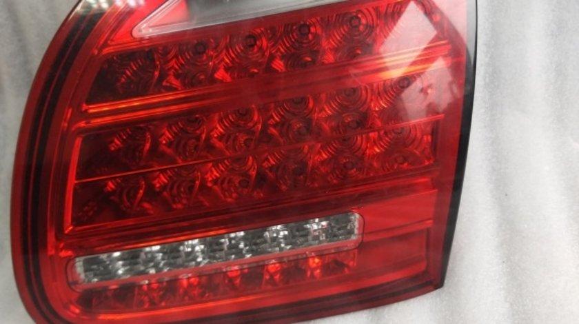 Stop tripla dreapta pe haion porsche cayenne 92a 7p 7p5945094k nonfacelift 2010-2014