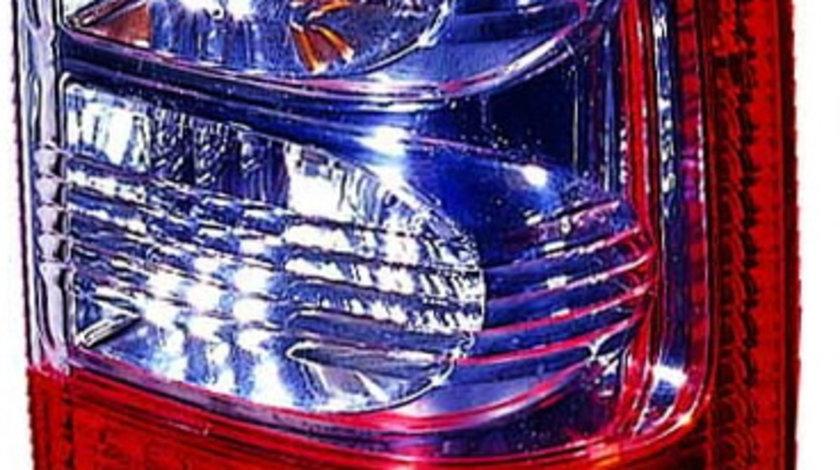 Stop tripla lampa spate dreapta (semnalizator alb, culoare sticla: rosu) NISSAN PATROL OFF-ROAD 1997-2003