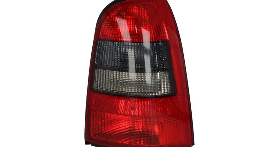 Stop tripla lampa spate dreapta (semnalizator fumuriu, culoare sticla: rosu) OPEL VECTRA COMBI 1995-2003
