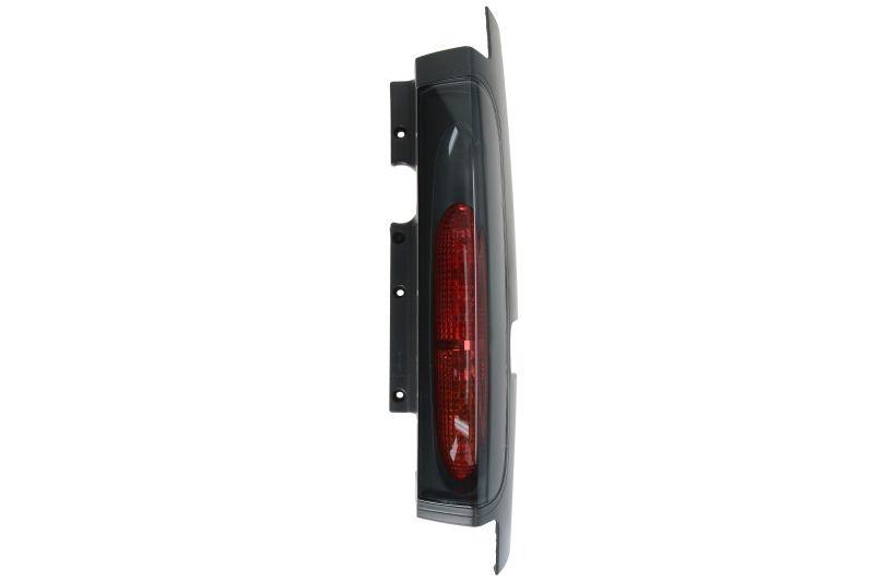 Stop tripla lampa spate dreapta (semnalizator portocaliu, culoare sticla: rosu) NISSAN PRIMASTAR OPEL VIVARO RENAULT TRAFIC 2001-2016