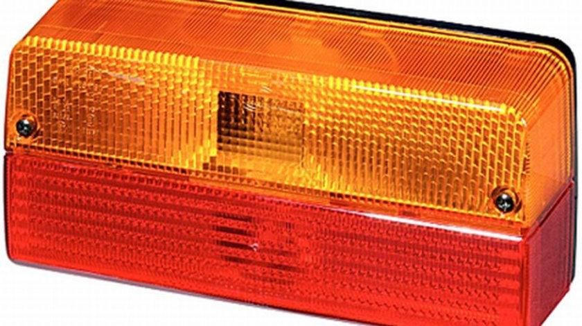 Stop tripla lampa spate stanga dreapta (12V, semnalizator, lumini stop, lumini pozitie) JOHN DEERE 6000, 7000, 8000 1990-2003