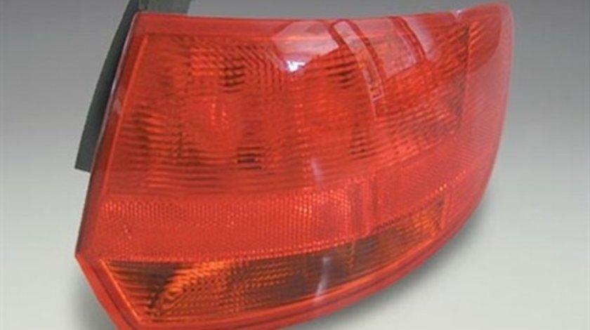 Stop tripla lampa spate stanga ( exterior , Semnalizator portocaliu, culoare sticla: rosu) AUDI A3 5 usi 2003-2012