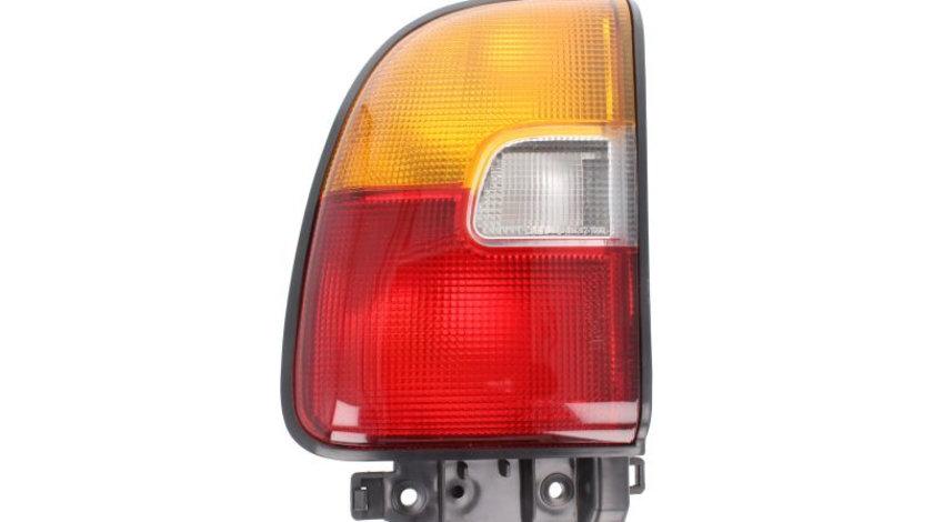Stop tripla lampa spate stanga (semnalizator portocaliu, culoare sticla: rosu) TOYOTA RAV 4 1994-1997