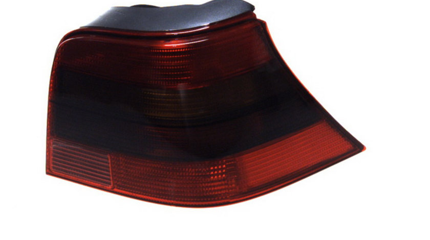 Stop tripla lampa spate stanga (semnalizator fumuriu, culoare sticla: rosu) VW GOLF HATCHBACK 1997-2006