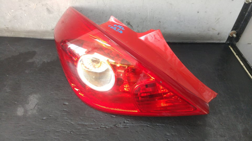 Stop tripla lampa stanga aripa opel corsa d coupe s07 13186350 89038960a 89037367