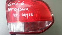 Stop Volkswagen Golf VI, hatchback stanga haion, f...