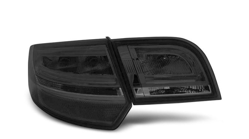 Stopuri Audi A3 8P 2004-2008 Sportback Fumuriu pe LED
