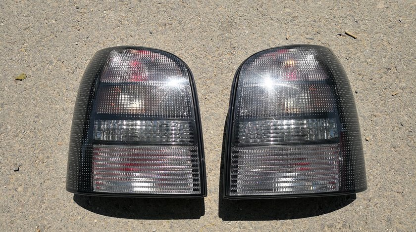 Stopuri Audi A4 S4 RS4 B5 Avant Black Edition