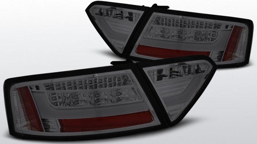 Stopuri AUDI A5 2007-06.2011 Fumuriu LED BAR pentru Coupe