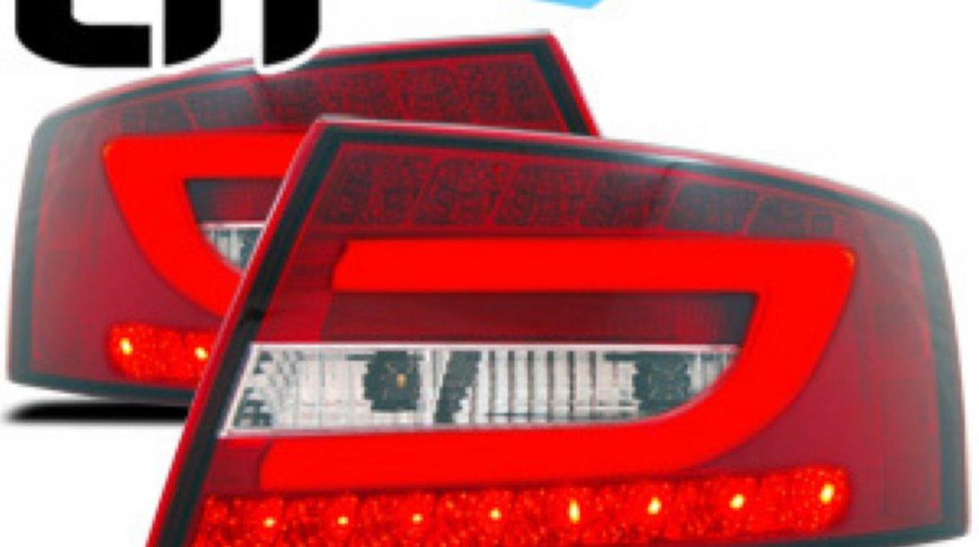 STOPURI AUDI A6 - STOPURI CU LED AUDI A6 4F