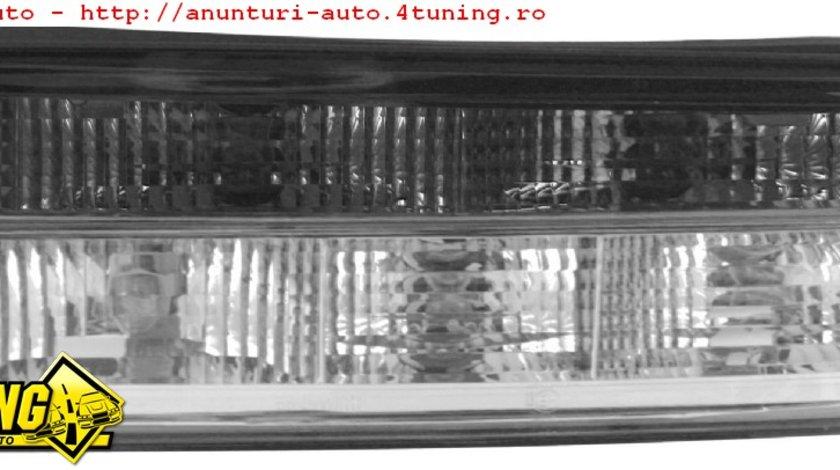 Stopuri BMW E30 inguste fumuriu rosu