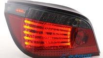 STOPURI BMW E60 - CU LED LCI SERIA 5 (03-07) FIBRA...